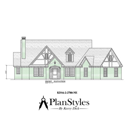 New Home Plans New House Plans New Blueprints at PlanStyles by