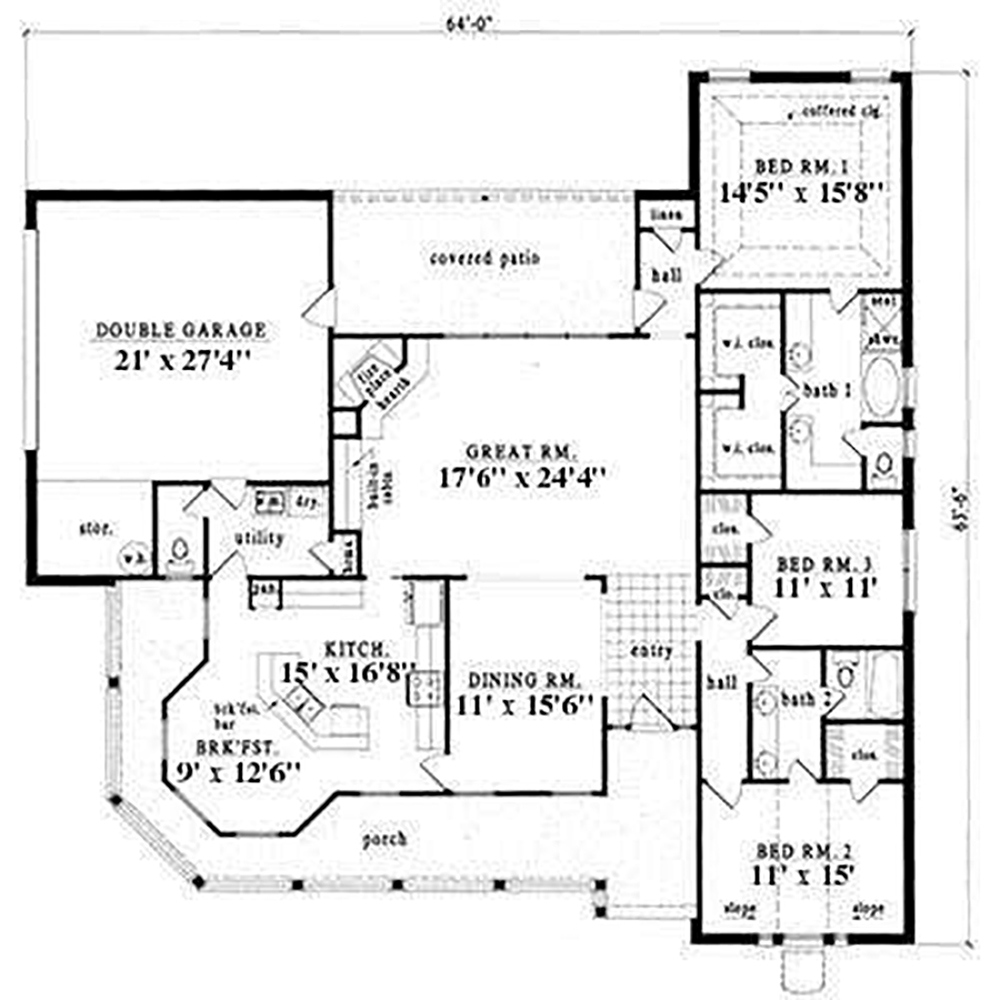 house plans planstyles
